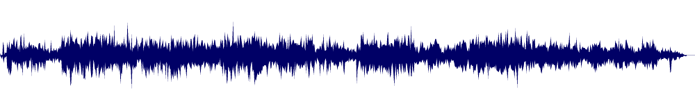 waveform of track #131260