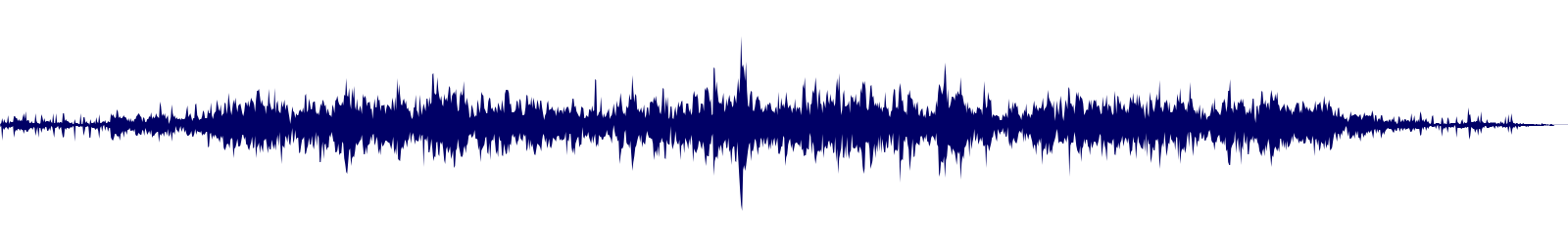 waveform of track #131330
