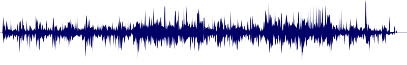 waveform of track #131405