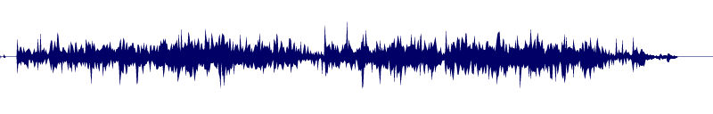 waveform of track #131509