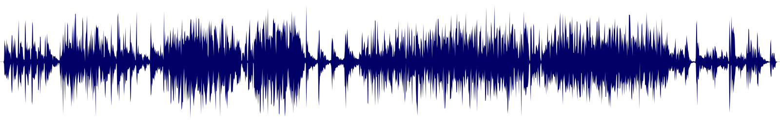 waveform of track #131580