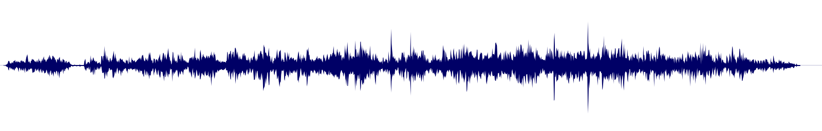 waveform of track #131678