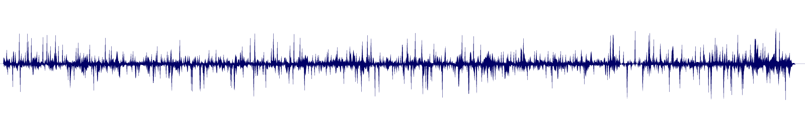 waveform of track #131743