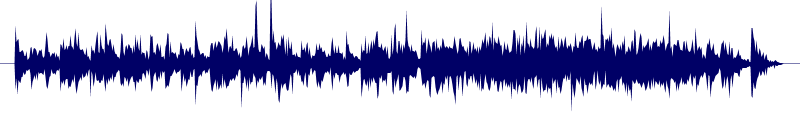 waveform of track #131821