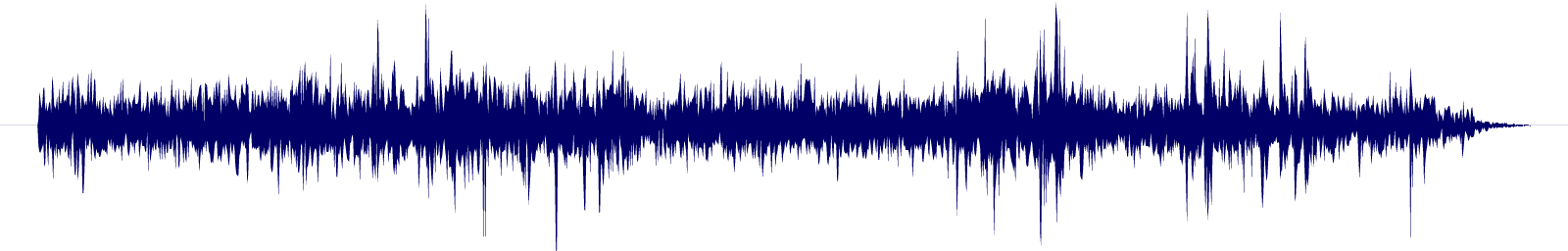 waveform of track #131924