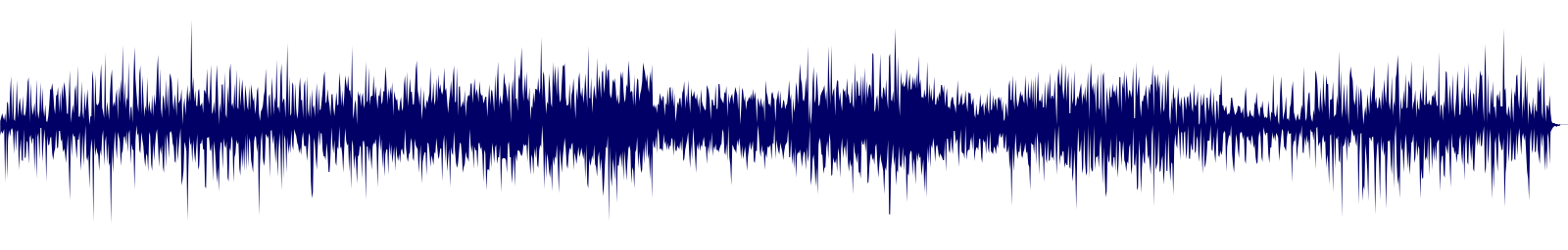 waveform of track #131967
