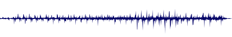 waveform of track #132041