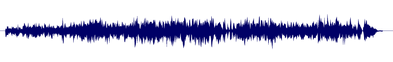 waveform of track #132065