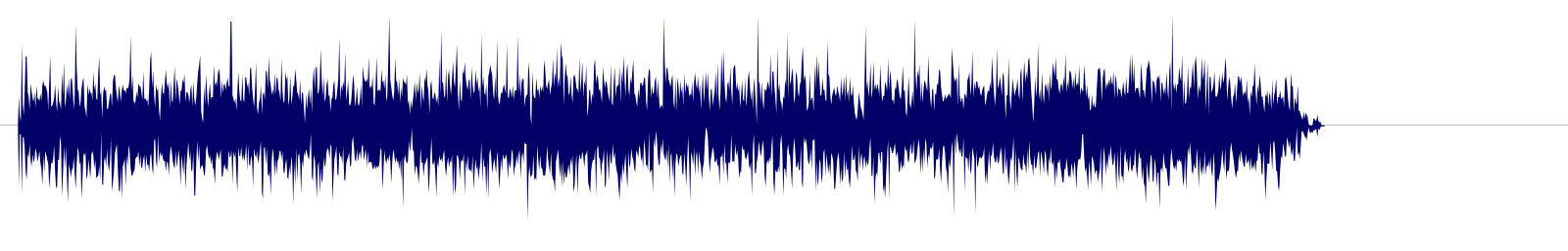 waveform of track #132095
