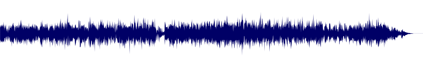 waveform of track #132101