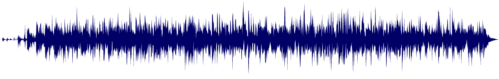 waveform of track #132118