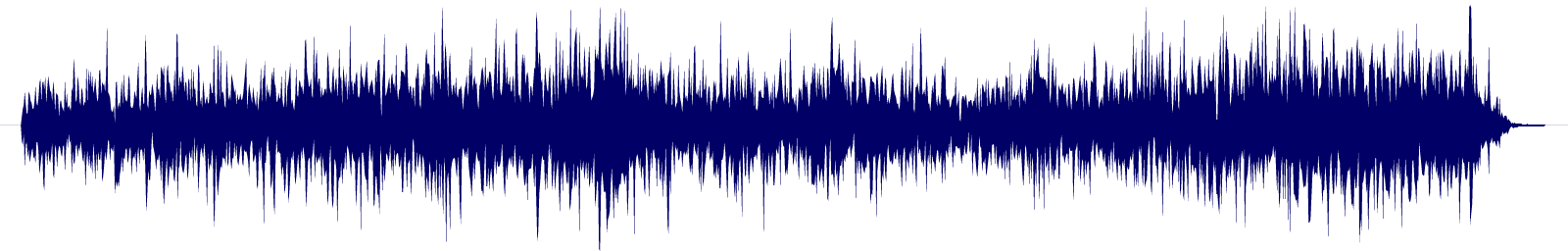 waveform of track #132149