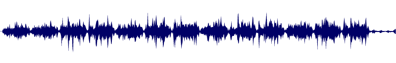 waveform of track #132161