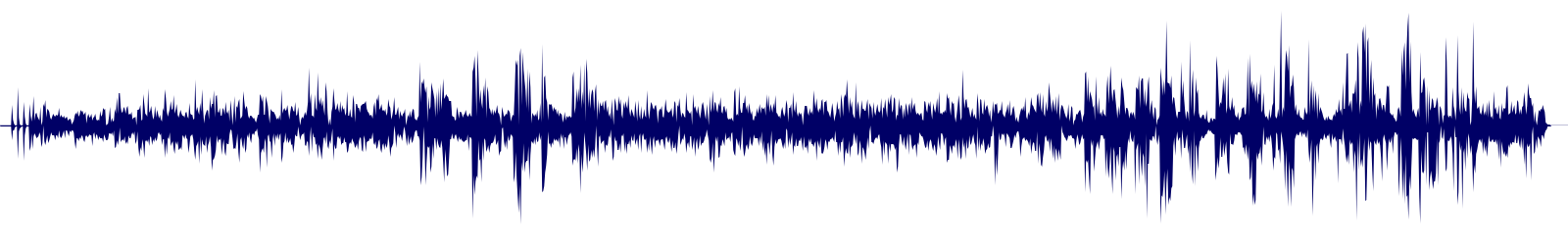 waveform of track #132193