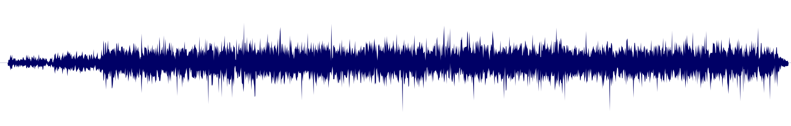 waveform of track #132254