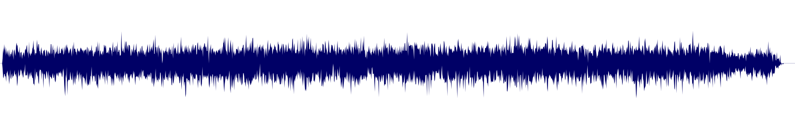 waveform of track #132290