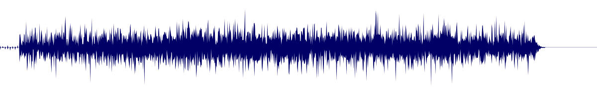 waveform of track #132318