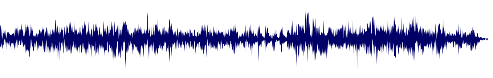 waveform of track #132334