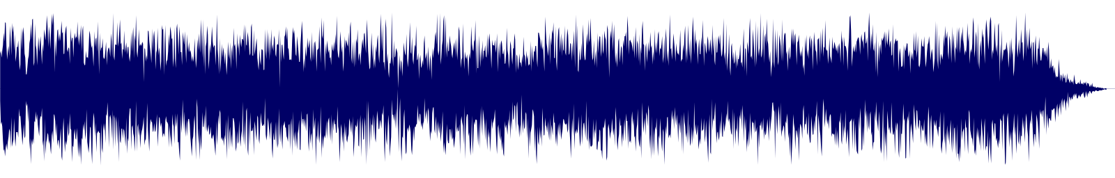 waveform of track #132381