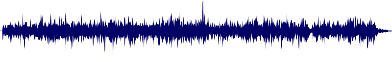 waveform of track #132399