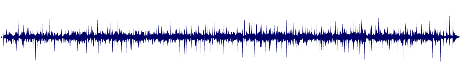waveform of track #132438
