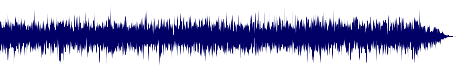 waveform of track #132461