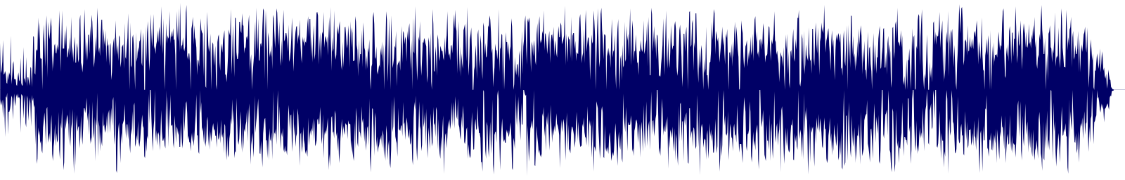 waveform of track #132651