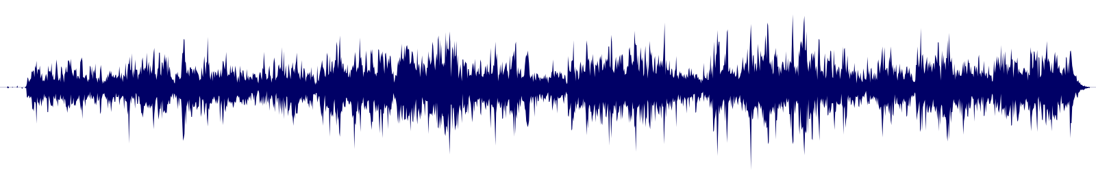 waveform of track #132816