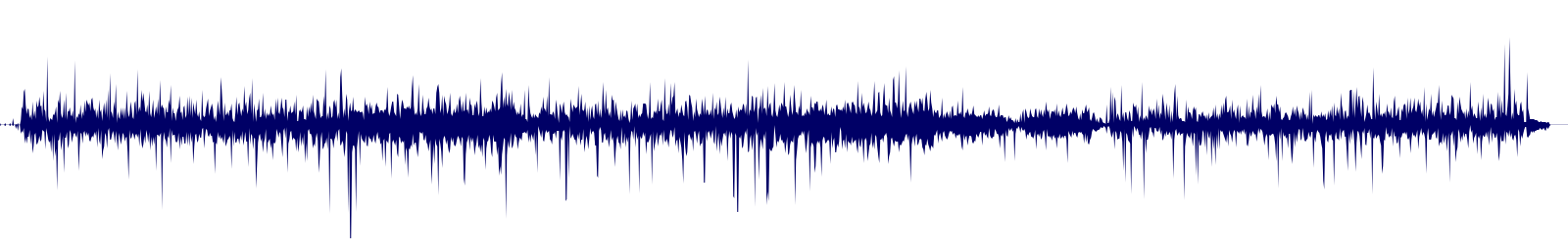 waveform of track #133127