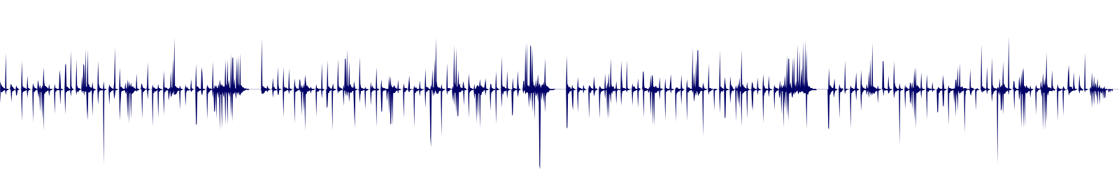 waveform of track #133288