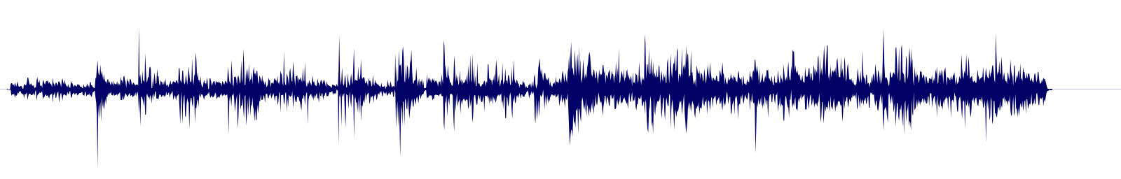 waveform of track #133571