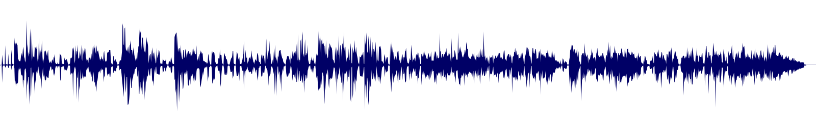 waveform of track #133764