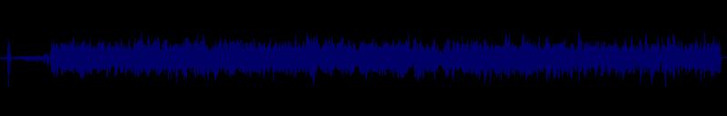 waveform of track #133821