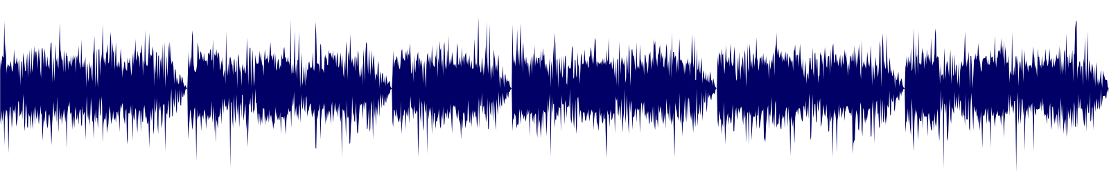 waveform of track #134010