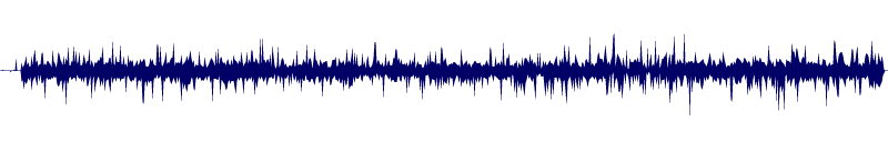 waveform of track #134011