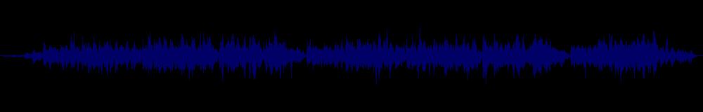 waveform of track #134019