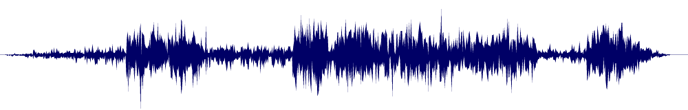 waveform of track #134021