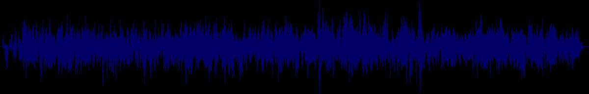 waveform of track #134031