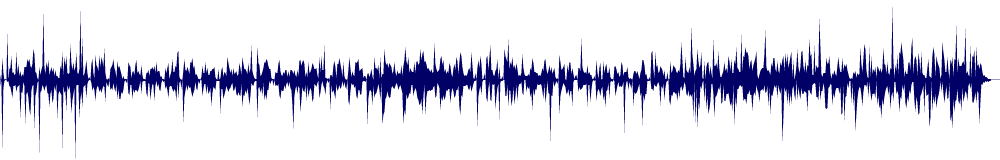 waveform of track #134092