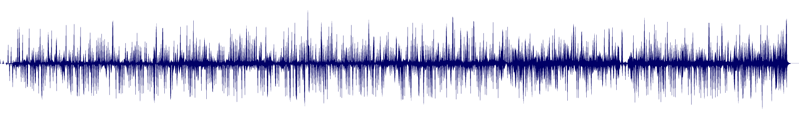 waveform of track #134361