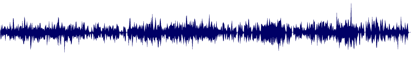 waveform of track #134500