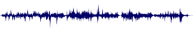 waveform of track #134509
