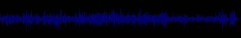 waveform of track #134605