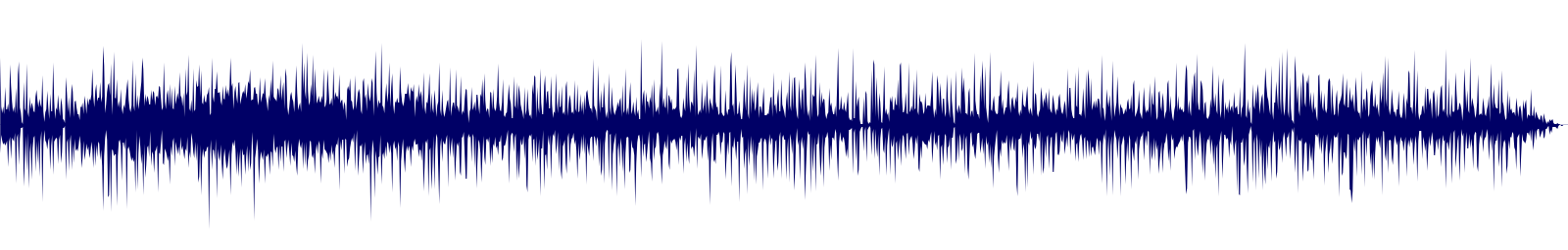waveform of track #134622