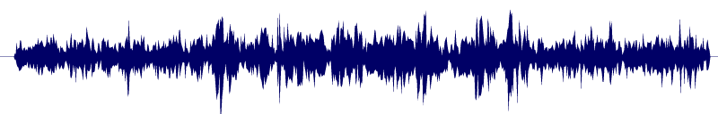 waveform of track #134645
