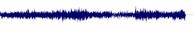waveform of track #134699