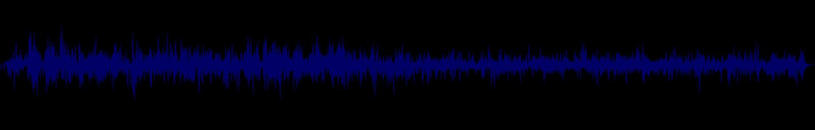 waveform of track #134700