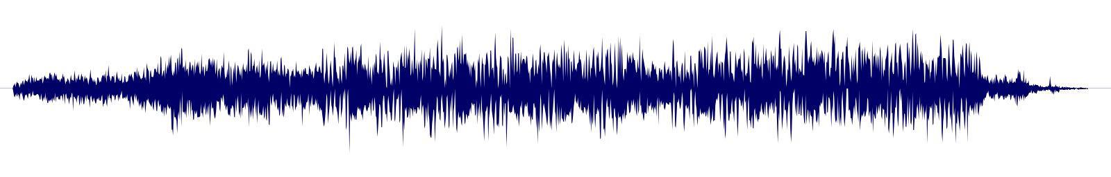 waveform of track #134812
