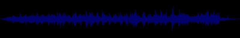waveform of track #134822