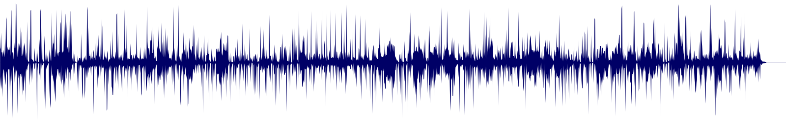 waveform of track #134987